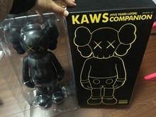 Crazy cheap price free shipping Originalfake 16inch Kaws Companion 5YL Years Later Companion with retail giftbox medicom toy