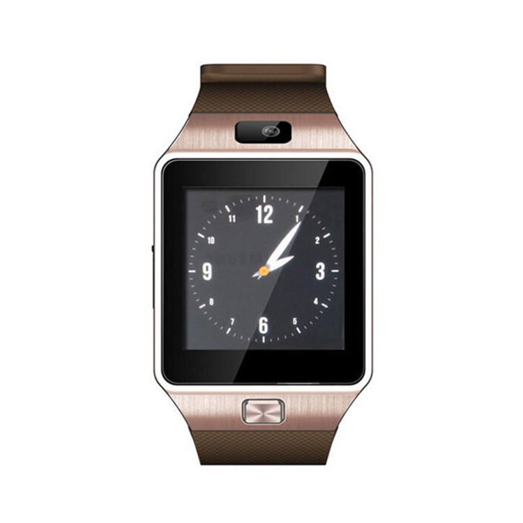 2015 Latest DZ09 Smart Watch For Apple/For Samsung s4/s5/Android/ IOS Phone Bluetooth Wearable Watch Sheet music QQ online(China (Mainland))