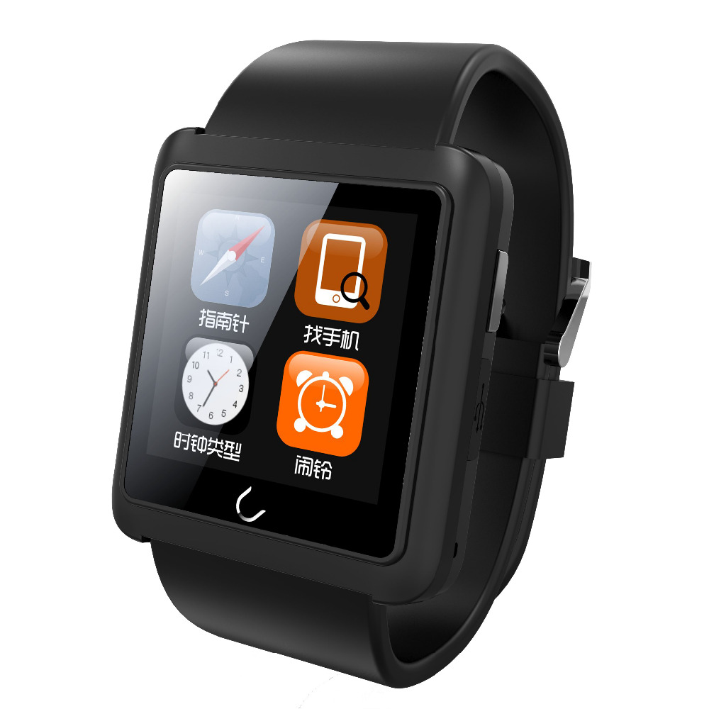 Bluetooth Smart watch U10L smartwatch sport watch anti-lost montre connecter for apple iphone xiaomi <font><b>samsung</b></font> <font><b>gear</b></font> <font><b>2</b></font> s2 huawei