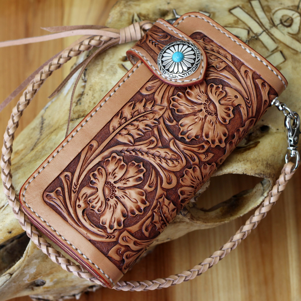 Love paper art Handmade leather wallet Leather carving money cloth Hand sewing classic carve patterns or designs on woodwork M2(China (Mainland))