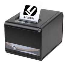 Godex GP-L80250I 80mm thermal receipt printer with 250mm/sec high-speed printing and USB, Serial,Ethernet port three in one