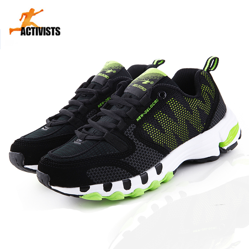 New Large Size 36-48 Top Quality Running Shoes For Men Sneakers Outdoor Campling Sports Basketball Men Shoes No-Silp 2 Color(China (Mainland))