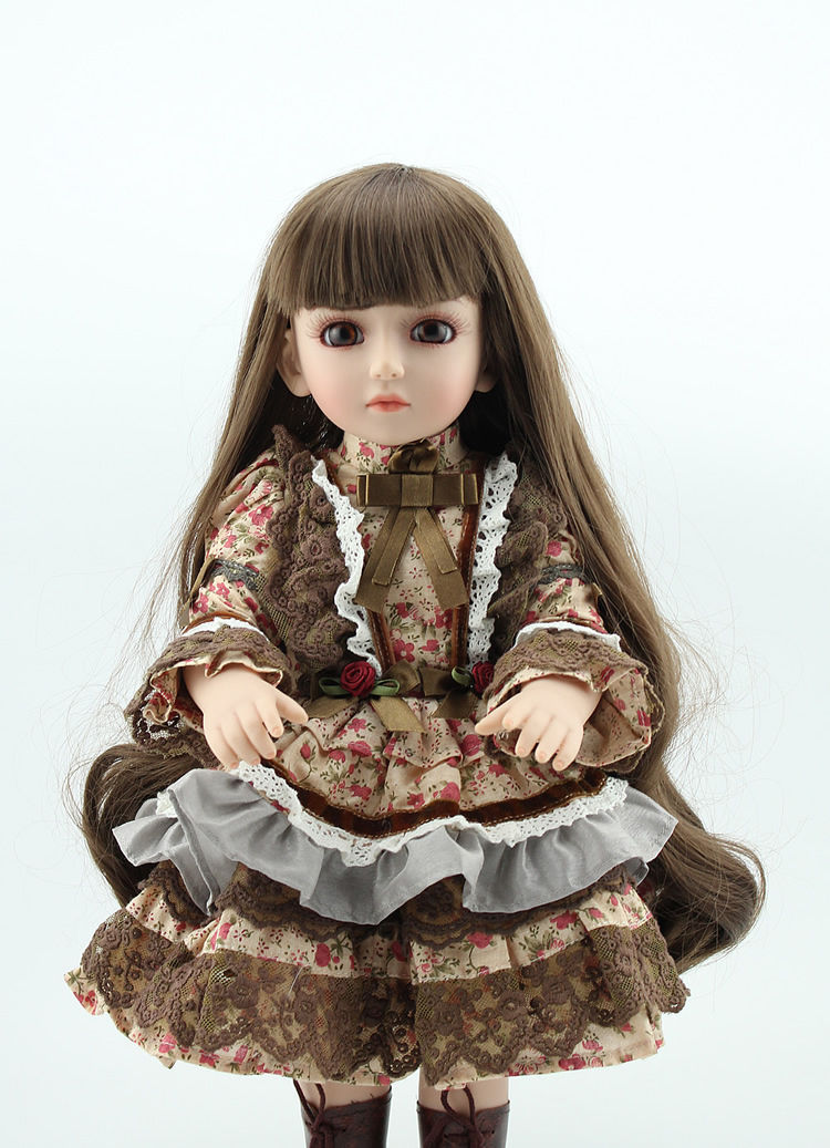Здесь можно купить  45cm Girl love princess SD/BJD  Doll toys/similar as american girl doll   45cm Girl love princess SD/BJD  Doll toys/similar as american girl doll   Игрушки и Хобби