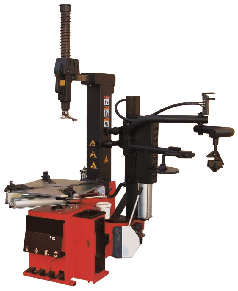 Tyre Changing Machine For Max Car Tire Dia. 1100mm, Width 350mm(China (Mainland))