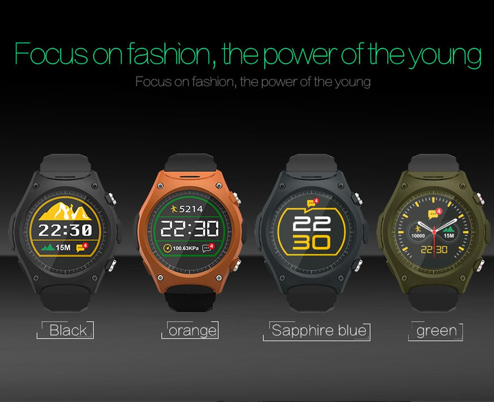 Wireless Outdoor Sport Smart Watch Fitness Pedometer Camera Heartrate Monitor LED Bluetooth Waterproof For IOS Android iPhone(China (Mainland))