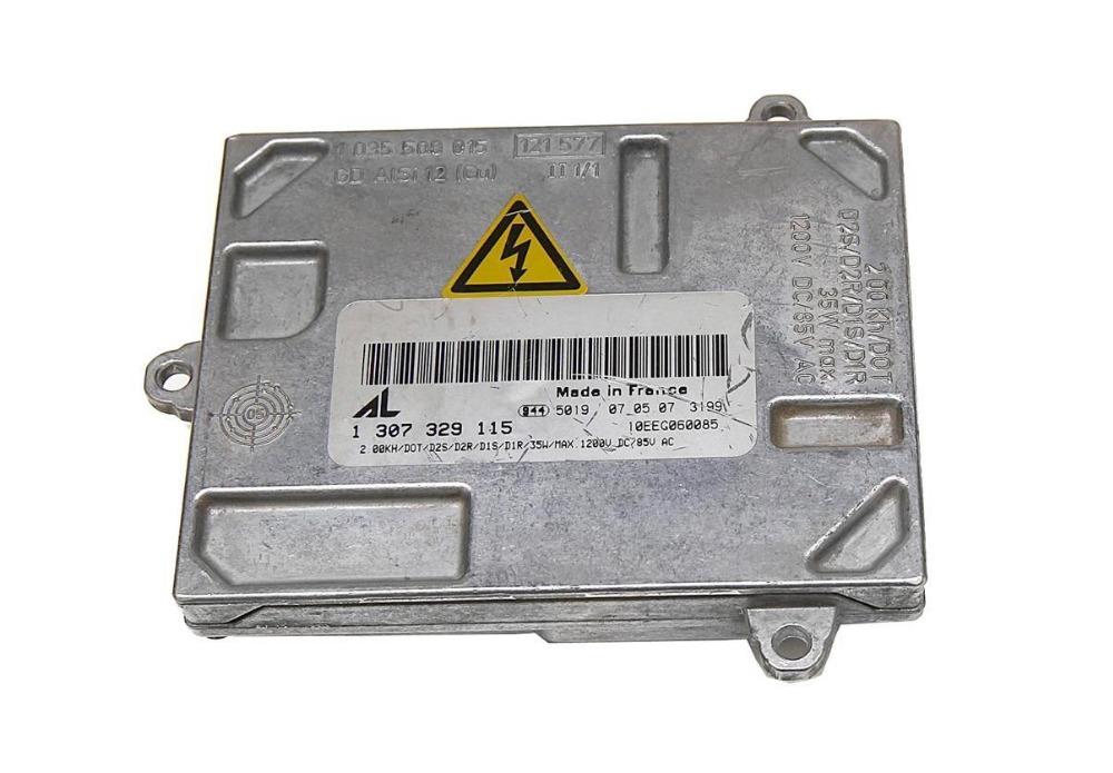 OEM Original For 2006-2009 Audi A3 A4 S4 RS4 Xenon HID Headlight Ballast Controller Unit ECU D1S(China (Mainland))