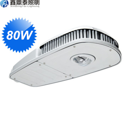 80W Led Street Light Lamp COB Chip Die-casting Aluminum Housing LED Streetlight 10pcs/lot(China (Mainland))