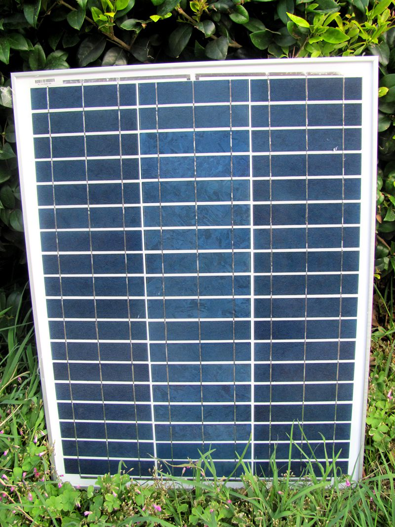 Cheap 50W polycrystalline solar panel power systems photovoltaic panels solar modules(China (Mainland))