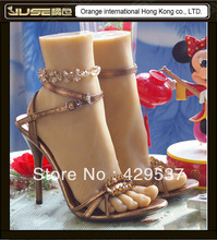 Top Quality Feet Fetish Toys for Man,Solid Silicone Feet,Lifelike Female Feet,Sexy Feet,3D Indian Woman Feet Online,FT-3701