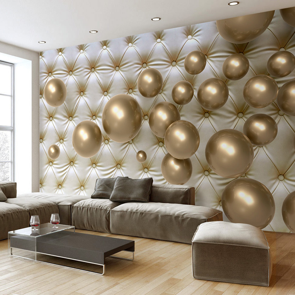 Behang slaapkamer - Moderne woonkamer behang ...