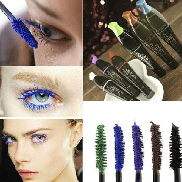 Hot Waterproof Mascara Charm Curling Eyelash Extension Makeup Cosmetic Charming Mascara(China (Mainland))