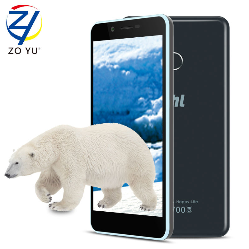 Original Thl 4G smart phone 2G+16G Android 6.0 mobile phone 1.3GHZ 5.5 inch HD fingerprint unlock phone 3000mAh4G LTE cell phone(China (Mainland))