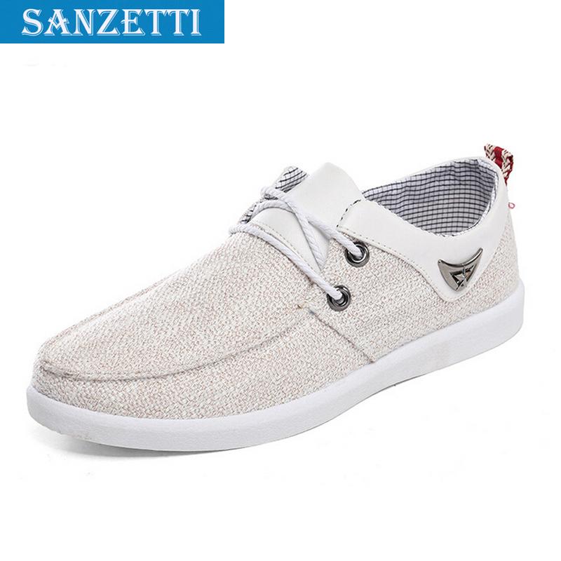 Linen Shoes Low Style Shoes Linen Hemp
