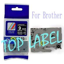 Buy 9mm Brother tze tz Tape TZe-325 TZe325 TZ325 TZe 325 FOR P-touch Label Maker Printer Ribbon Maker PT-D200 LABEL CARTRIDGE ROLLS for $42.99 in AliExpress store