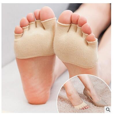 2016 new foot careHigh-quality materials pads prevent hallux valgus toe relaxation massage moisturizing foot care free shipping(China (Mainland))
