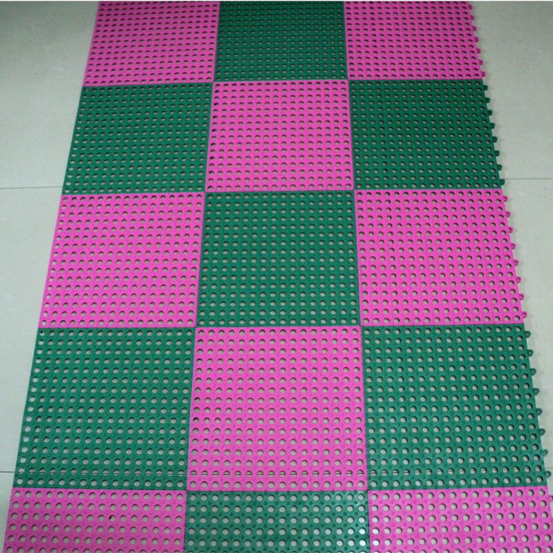 pvc bath mat plastic carpet patchwork bathroom slip resistant pad