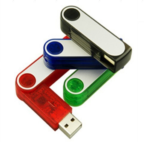 Bestselling Fashion colorful Rotatable usb flash drive 4GB -64GB business useage USB Flash 2.0 Memory Stick hard drive S2034(China (Mainland))