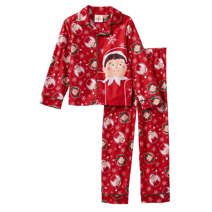 compare prices on elf pajamas online shopping buy low. Black Bedroom Furniture Sets. Home Design Ideas