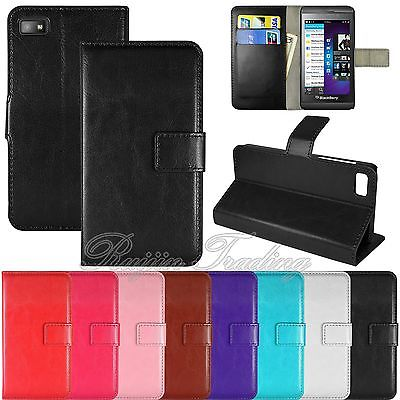 New Designed Brand Book Flip PU Leather Wallet Stand Cover Phone Cases For Blackberry Z10(China (Mainland))