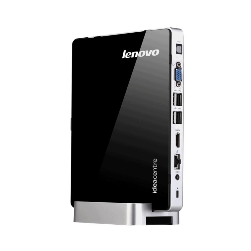 q190 small desktop computer mini htpc host 4g 500g mini living room