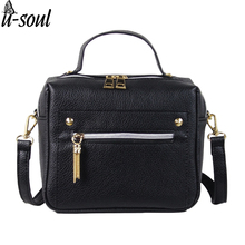Buy women bag pu leather female handbag women leather handbags female cross body bags small size messenger bag ladies tote SC0352 for $8.24 in AliExpress store