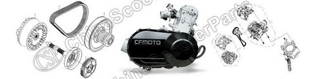 30x18 23 г ролик вариатора для CF188 CF moto 500 500CC CF196 800 800CC ATV UTV скутер запчасти - 11.11_Double Engine 1