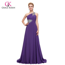 Wholesale gown purple from