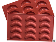 Free shipping insect worm Silicone Cake Chocolate Soap Pudding Jelly Candy Ice Cookie Biscuit Mold Mould Pan Bakeware(China (Mainland))
