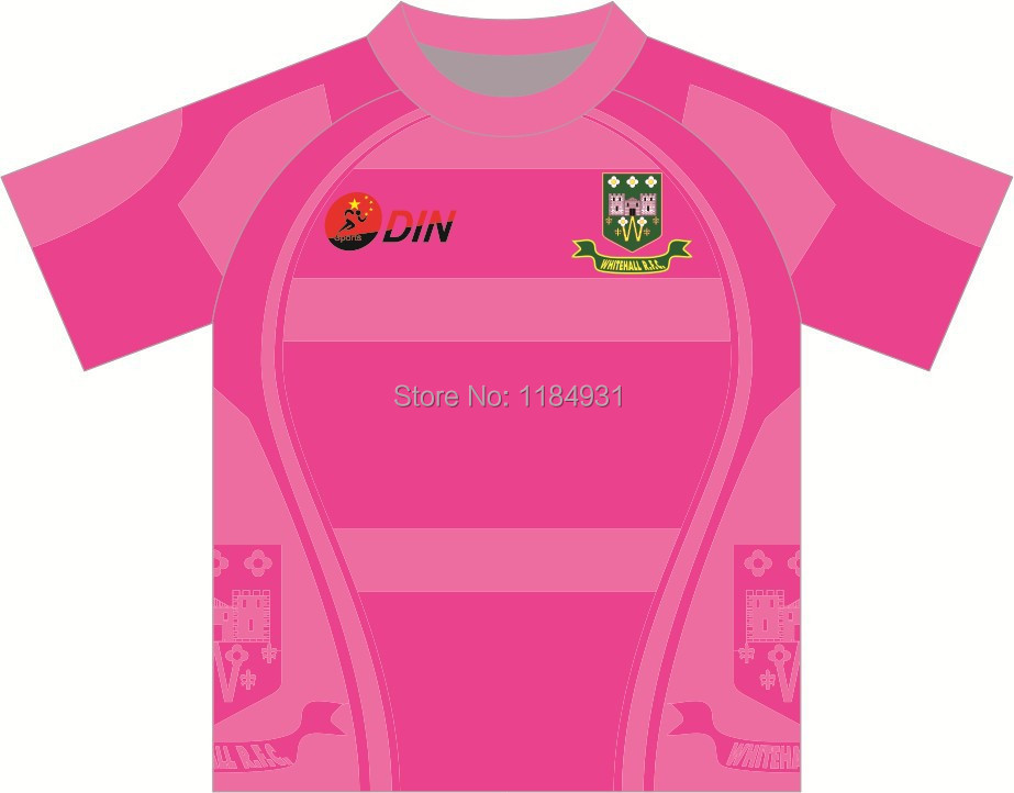 Top Quality Rugby Jersey/Rugby Shirt For Rugby Club(China (Mainland))