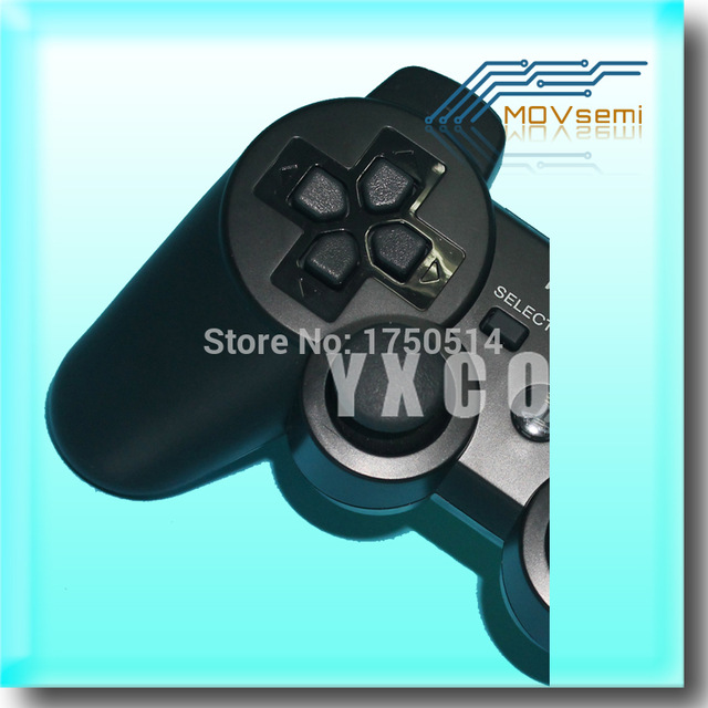 Good Quality Remote Joystick For PS3 Wireless Controller Sixaxis Joystick(China (Mainland))