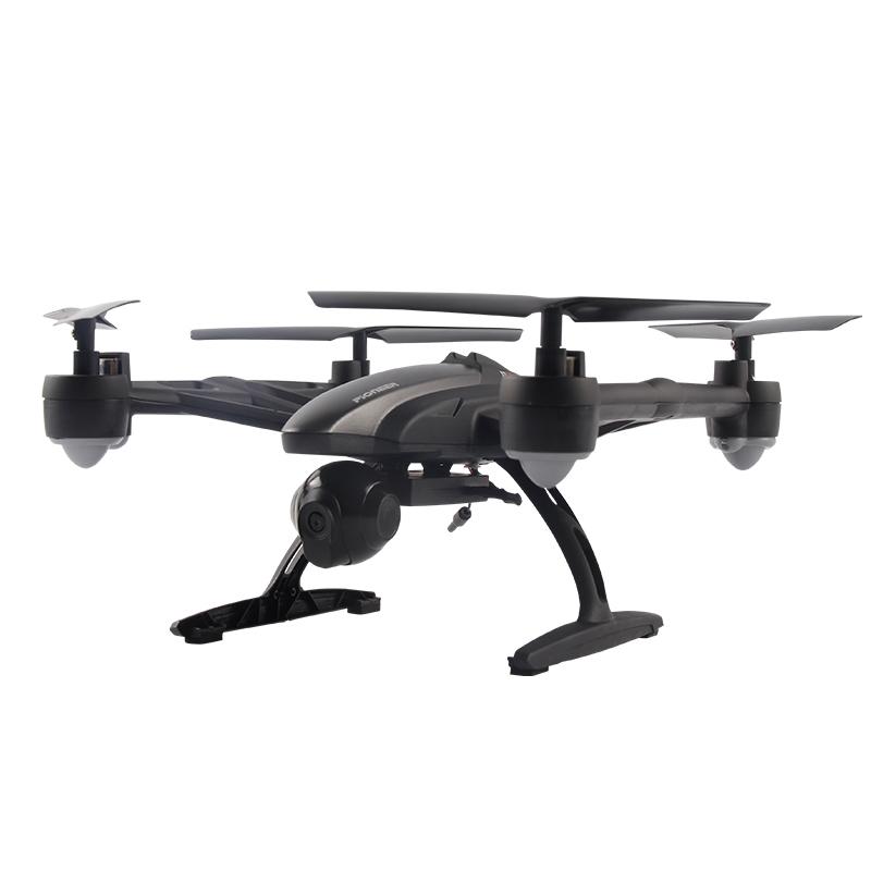 F16204/5 509V / 509W UFO Drone with 0.3MP Camera Headless mode One Key Return High Hold Mode RC Quadcopter RTF