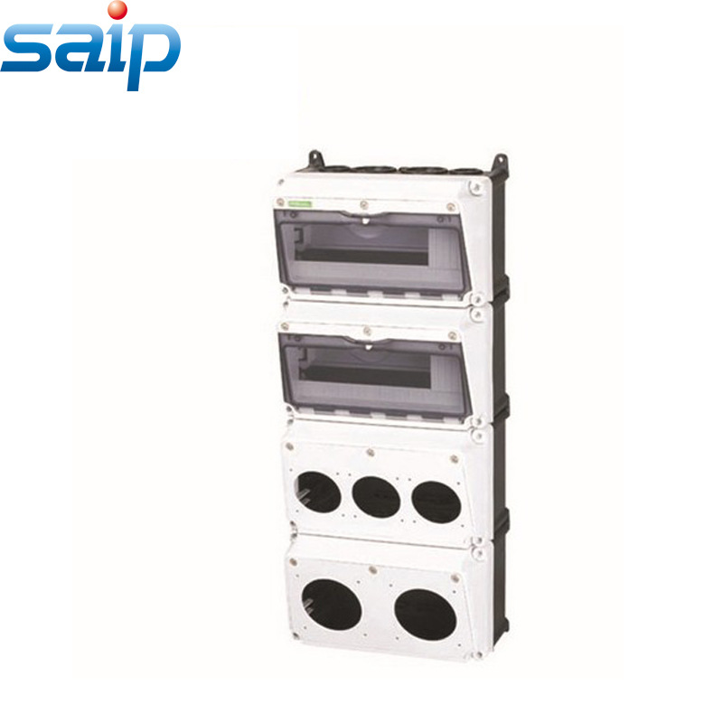 Manufacturer supply CSD-1604 waterproof distribution box combined socket distribution box 260x640x180mm(China (Mainland))