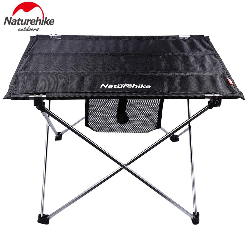 2016 NatureHike Fantastic Outdoor Adjustable Folding Table Portable Picnic Camping Fishing Hiking Garden Trip Utility Chairs(China (Mainland))