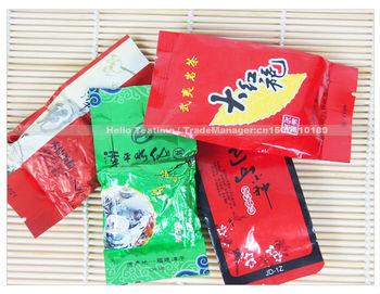 Combination 3 different flavors Fujian Zhangping Shui xian wuyi lapsang souchong da hao pao health care Oolong tea black tea