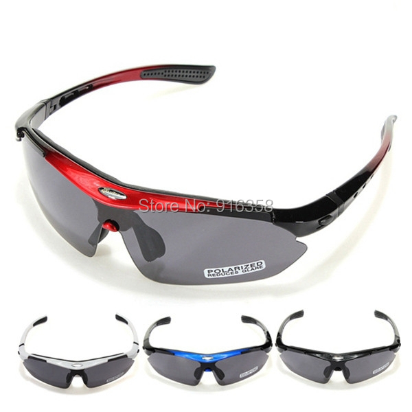 Outdoor Polarized Cycling Bike Bicycle Sunglasses Glasses Goggles(China (Mainland))