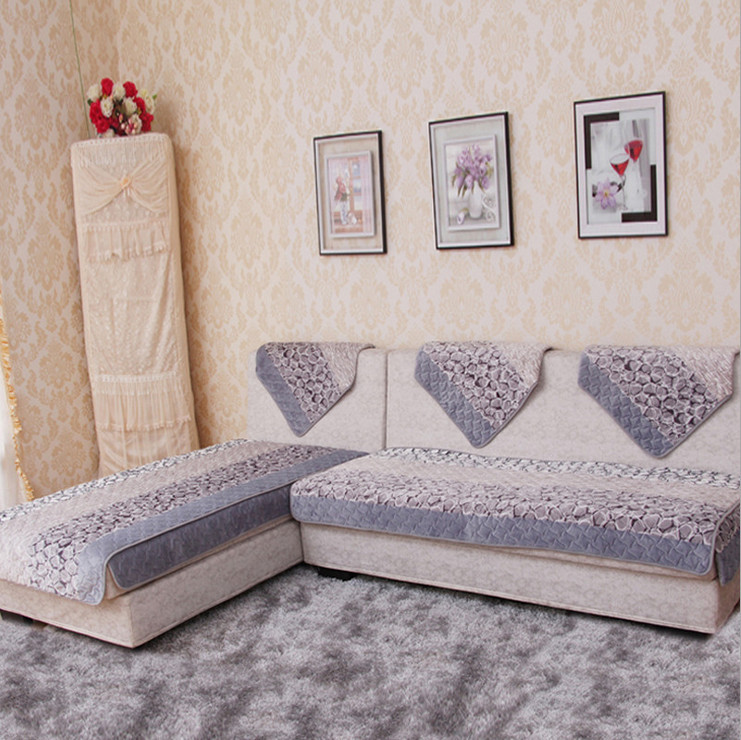 Couch Cover Sofa Cover Sets Europe Us Funda Sofa Wool Cloth With Soft Nap Sofa Towel Comfortable