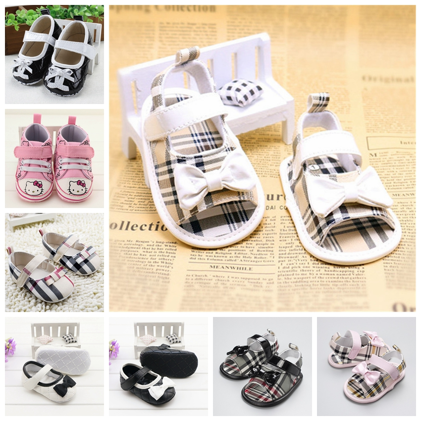 1 Pairs baby shoes Brand Newborn baby Girls shoes Boys Kids Sports Sneakers Infant Sapatos Newborn Prewalker Shoes(China (Mainland))