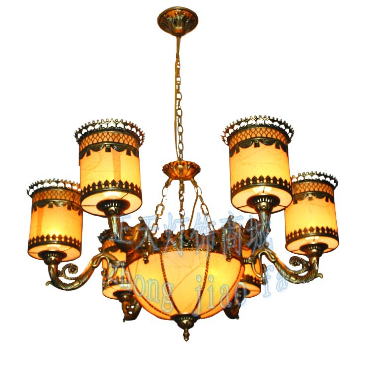 Antique lamps chinese style pendant light living room lights classical dining room lamp study light modern brief lighting(China (Mainland))