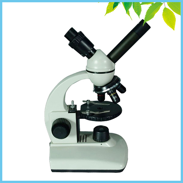 40X-400X Biological Laboratory Microscope Built-in LED Lamp with a Charger and 3 Rechargeable Batteries TXS05-05S-RC<br><br>Aliexpress