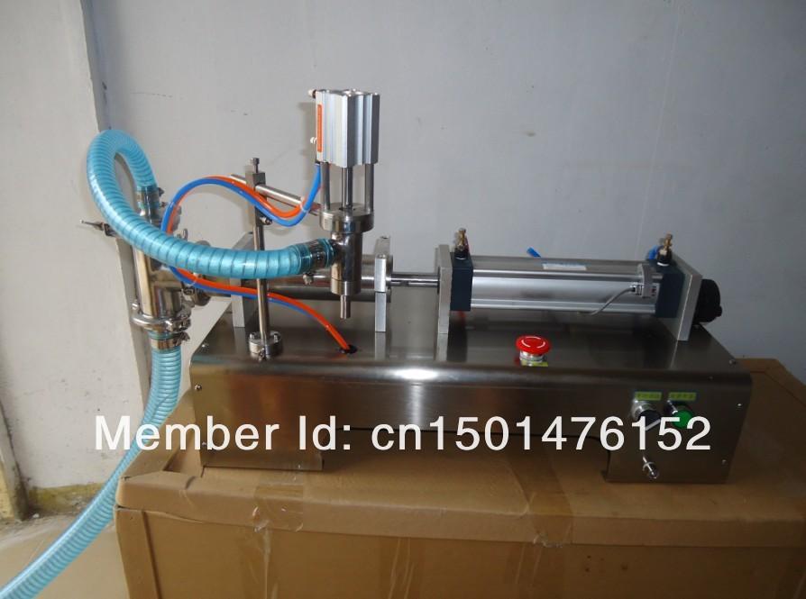 5ml-300ml liquid filling machine kinds liquid, piston,stainless steel - Lyly L's store