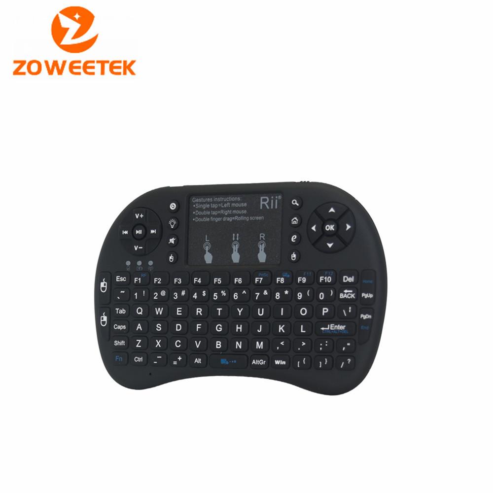 rii i8+ 2.4 ghz mini wireless keyboard manual