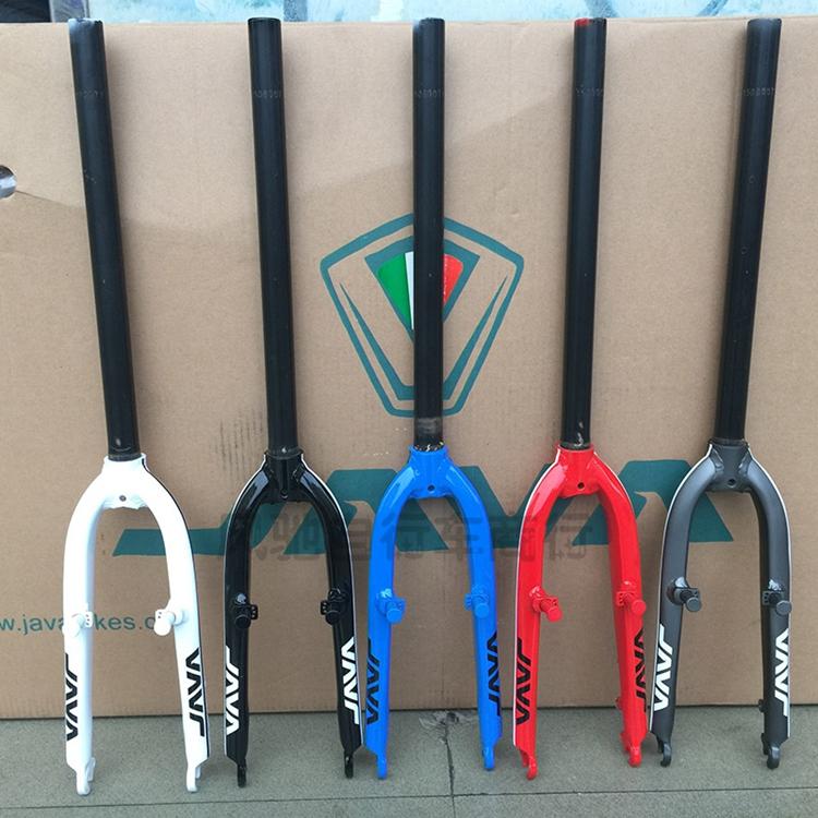 16 java  cl fork 20 aluminum alloy bmx folding bike fork disc v 100 406 open file SMALL BICYCLE FORK<br><br>Aliexpress
