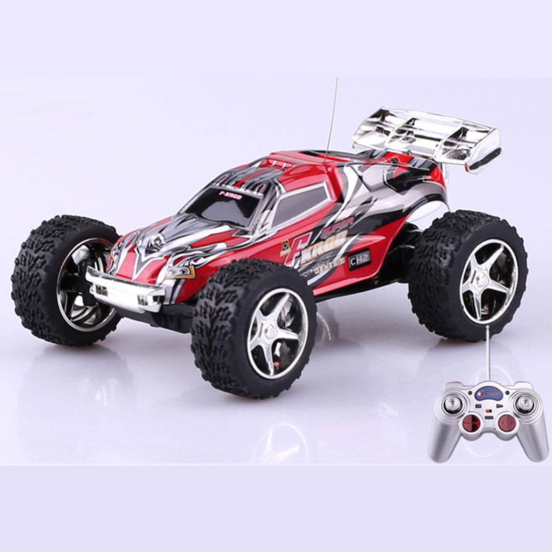 RC Car 2WD RC Remote Control Car Buggy Electric Rock Racer Desert Off-Road Truck 2.4GHz Radio Control System RTR Baja Roadblock(China (Mainland))