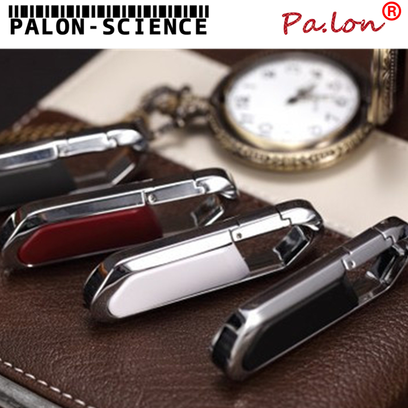Гаджет  Free Shipping Brand New 64GB USB 2.0 Flash Pen Drive Memory Stick Disk 16GB 32GB 8GB Pendrives Hanging Buckle Carabiner+Package None Компьютер & сеть