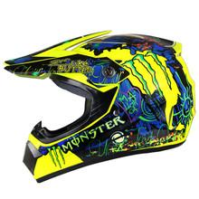 Brand New Motorcycle Motocross Helmet Off-Road Racing Dirt Bike ATV SY125 Helmets Gear M L XL Moto Casque Capacete Casco