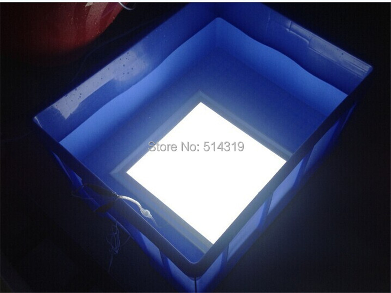 IP67 Waterproof 600x600mm SMD 2835 led panel light 36W 4pcs/Lot used for large dining halls or water diving centres<br><br>Aliexpress