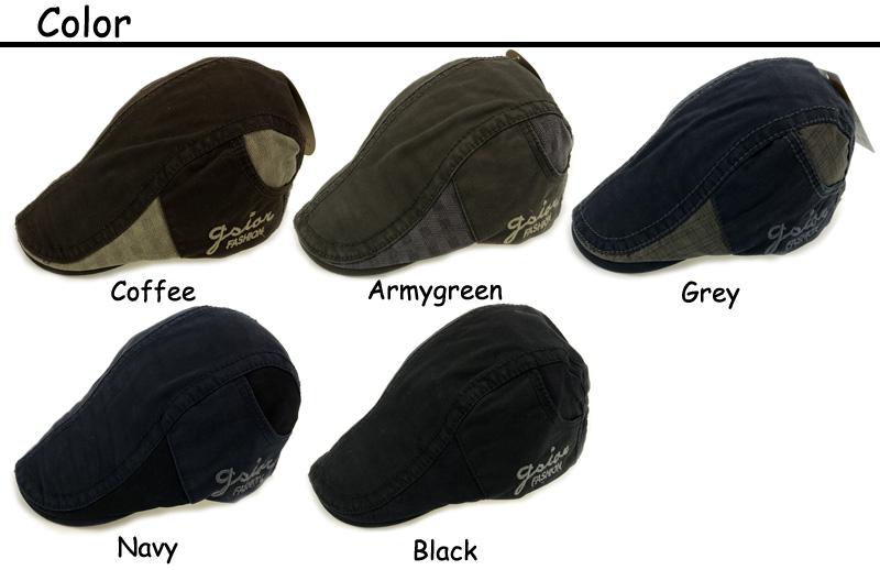 5 colors berets