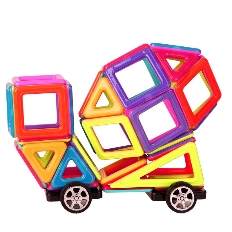 48Pcs/Lot Similar Magformers Magnetic Kids Toys Classic Models &amp; Building Blocks 3D DIY Bricks Designer Learning Education Toys<br><br>Aliexpress