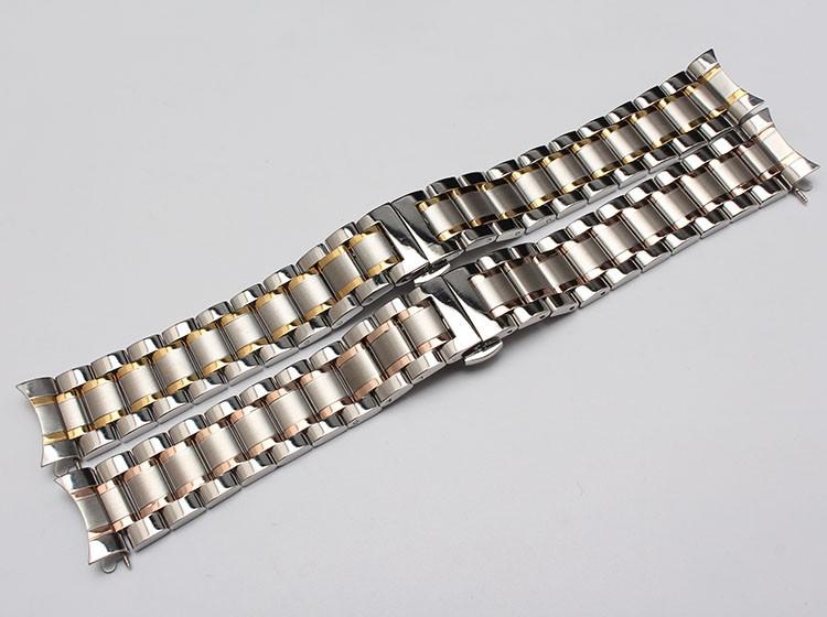 &rosegold Stop118 watchband Metal 4