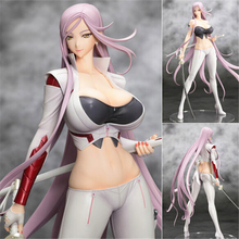 [PCMOS] Anime Triage X Yuko Sagiri 1/7 Scale Paintted PVC Figure New In Box 5786